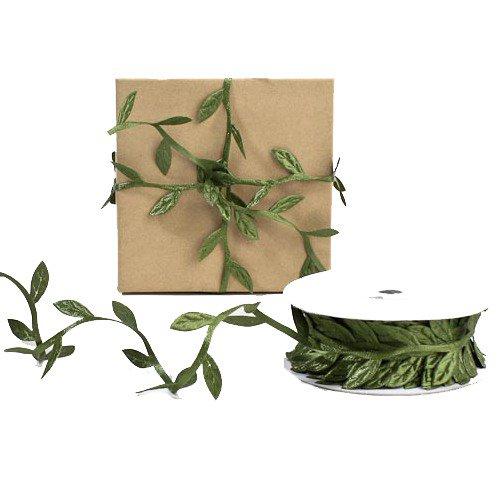 Decorative Leaf Ribbon