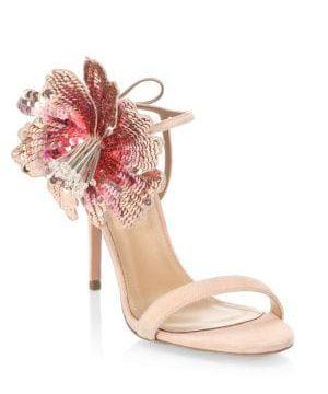 Disco Flower Sandals