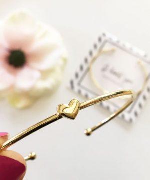 Heart Band Bracelet