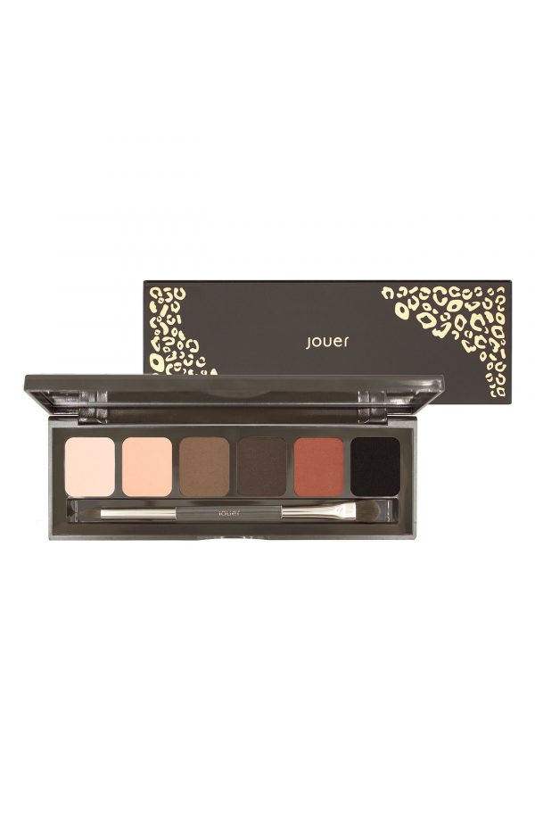 Jouer Essential Jet-Set Eyeshadow Palette - No Color