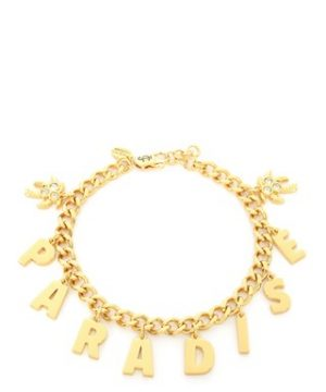 Juicy Couture | Gold Paradise Charm Bracelet
