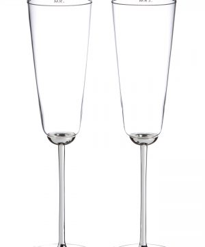 Kate Spade New York 'Darling Point' Champagne Flutes, Size One Size - None