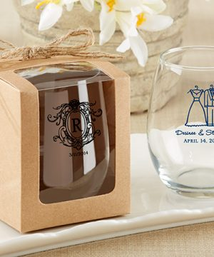 Kraft 9 oz. Glassware Gift Box (Set of 12)