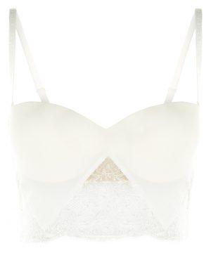 La Perla - Shape-Allure Bras For Women - Size 34 D - Natural - Lycra - Lightly Padded - Detachable Straps