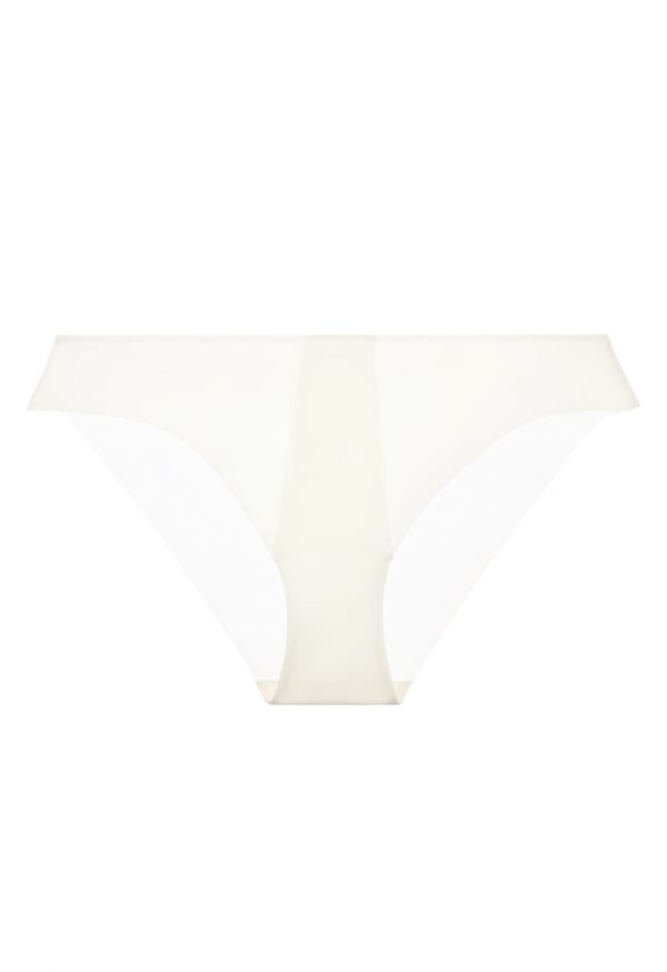 La Perla - Up Date Medium Panty Brief For Women - Size M - Natural - Lycra