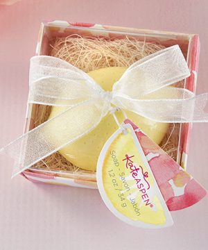 Lovely Lemon Soap
