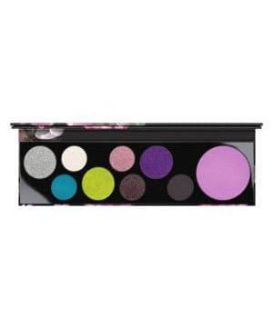 MAC Girls Pretty Punk Eye Shadow & Highlighter Palette
