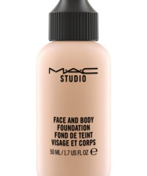 MAC MAC Studio Face And Body Foundation - N3