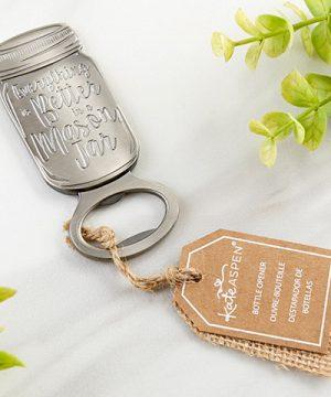 Mason Jar Bottle Opener