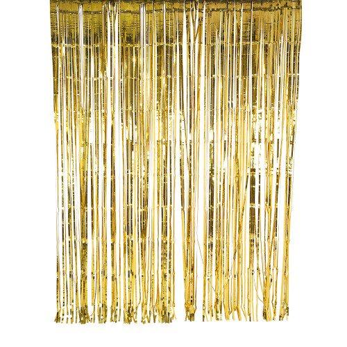 Metallic Foil Curtain
