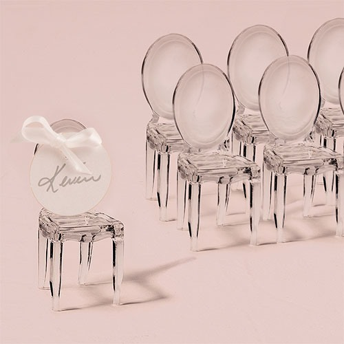 Mini Chair Place Card Holder