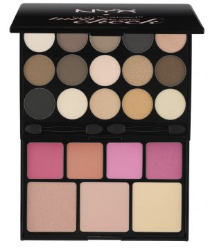 NYX Cosmetics Butt Naked Palette
