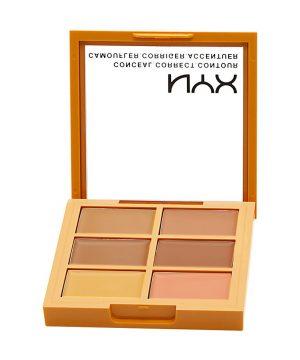 NYX Cosmetics Conceal, Correct, Contour Palette