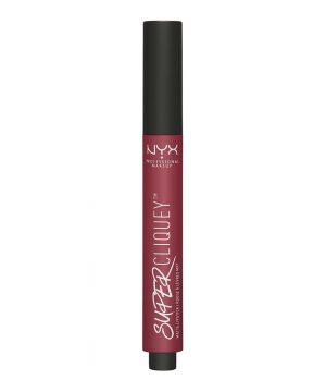 NYX Cosmetics Super Cliquey Matte Lipstick