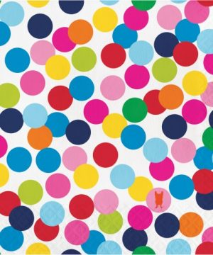 Party Dots Luncheon Napkins