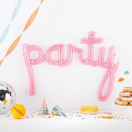 Party Script Balloon
