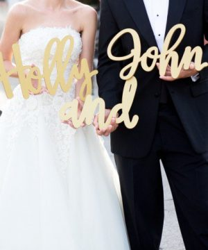 Personalized Names Decoration