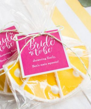 Personalized Themed Wedding Tags & Labels