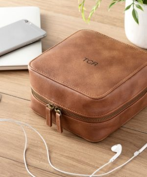 Personalized Travel Tech Case