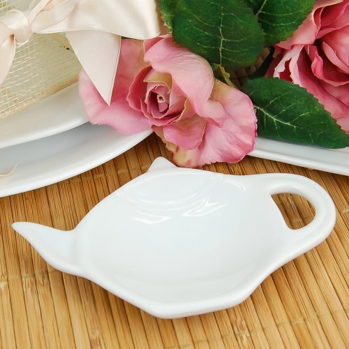 Porcelain Tea Caddy Favors