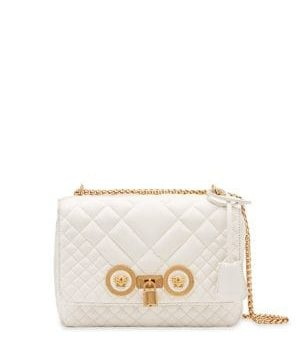 Quilted Icon Shoulder Bag