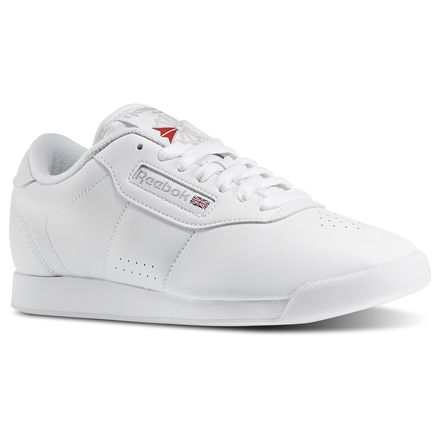 Reebok Women's Princess Wide in White Size 7 - Fitness,Lifestyle Shoes