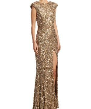 Seraphina Sequin Gown