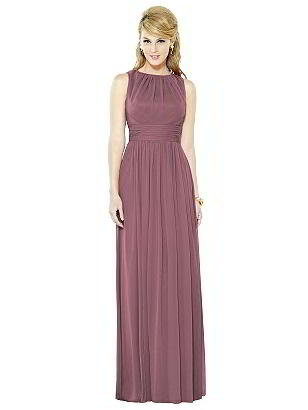 Special Order After Six Bridesmaid Dress 6709