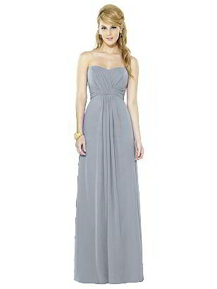 Special Order After Six Bridesmaid Dress 6713