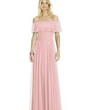 Special Order After Six Bridesmaid Dress 6763