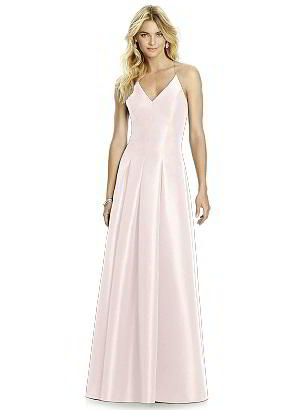 Special Order After Six Bridesmaid Dress 6767