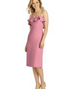 Special Order After Six Bridesmaid Dress 6805