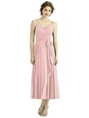 Special Order After Six Shimmer Bridesmaid Dress 1503LS
