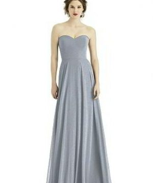 Special Order After Six Shimmer Bridesmaid Dress 1504LS