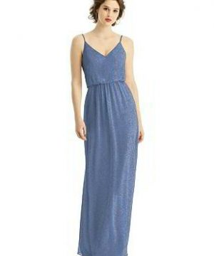 Special Order After Six Shimmer Bridesmaid Dress 1505LS