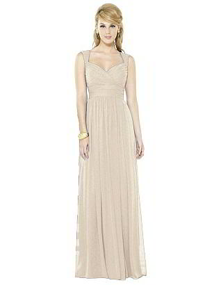 Special Order After Six Shimmer Bridesmaid Dress 6712LS