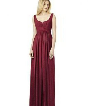 Special Order After Six Shimmer Bridesmaid Dress 6727LS
