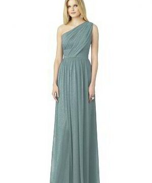 Special Order After Six Shimmer Bridesmaid Dress 6728LS