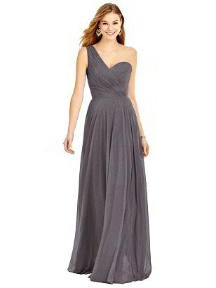 Special Order After Six Shimmer Bridesmaid Dress 6751LS