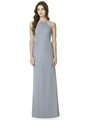 Special Order After Six Shimmer Bridesmaid Dress 6762LS