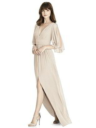 Special Order After Six Shimmer Bridesmaid Dress 6777LS