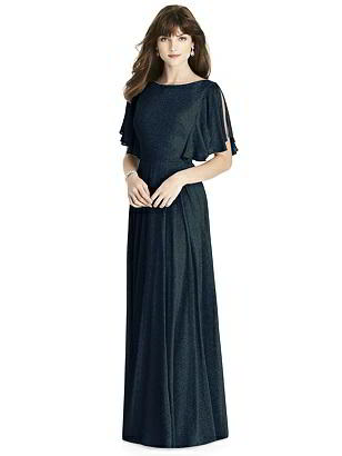 Special Order After Six Shimmer Bridesmaid Dress 6778LS