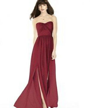 Special Order After Six Shimmer Bridesmaid Dress 6794LS