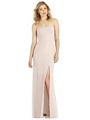 Special Order After Six Shimmer Bridesmaid Dress 6803LS