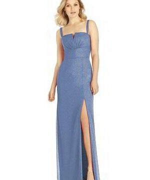 Special Order After Six Shimmer Bridesmaid Dress 6811LS