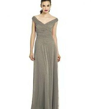 Special Order After Six Shimmer Bridesmaids Dress 6667LS