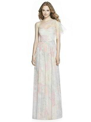 Special Order Jenny Packham Floral Bridesmaid Dress JP1003PRNT