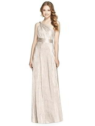 Special Order Soho Metallic Twist Dress
