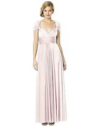 Special Order Twist Wrap Dress : Long