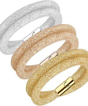 Swarovski Stardust Deluxe Bracelet Set